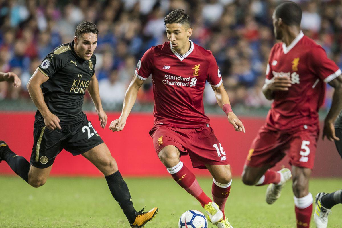 Liverpool FC v Leicester City FC: Premier League Asia Trophy
