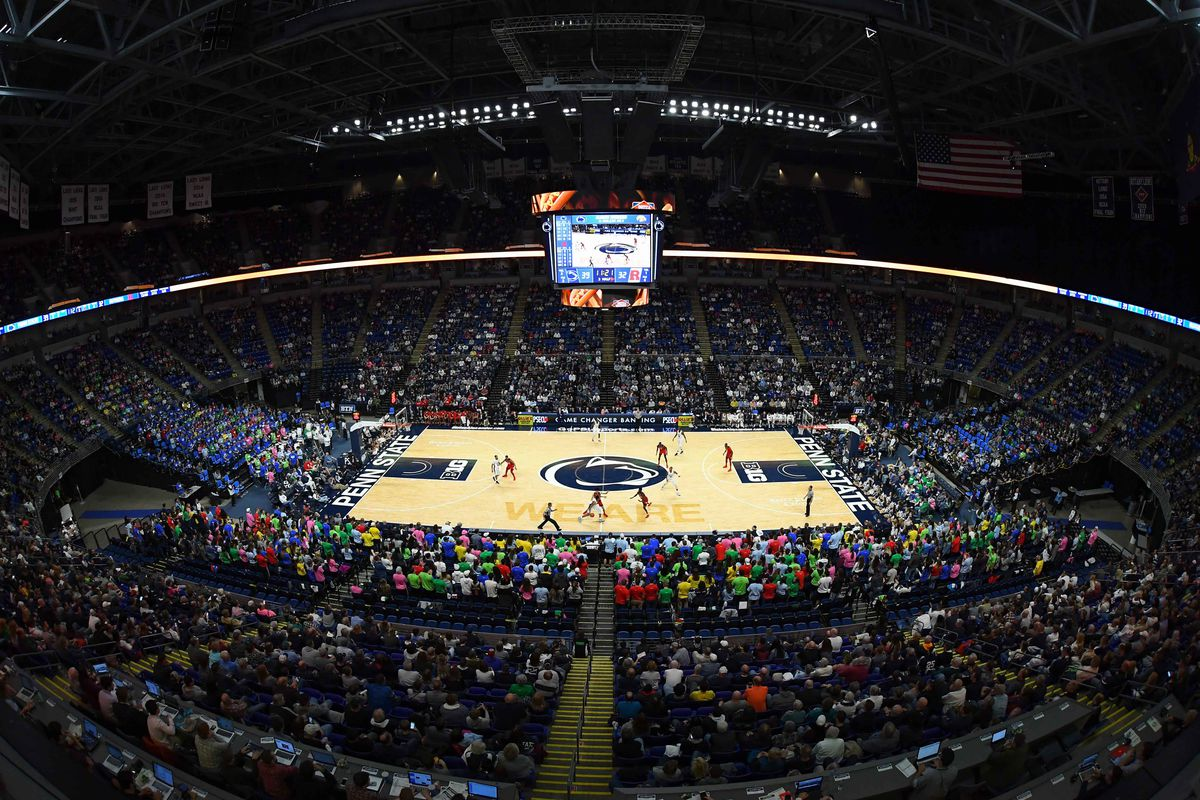 will penn state fans flock to the bryce jordan center for