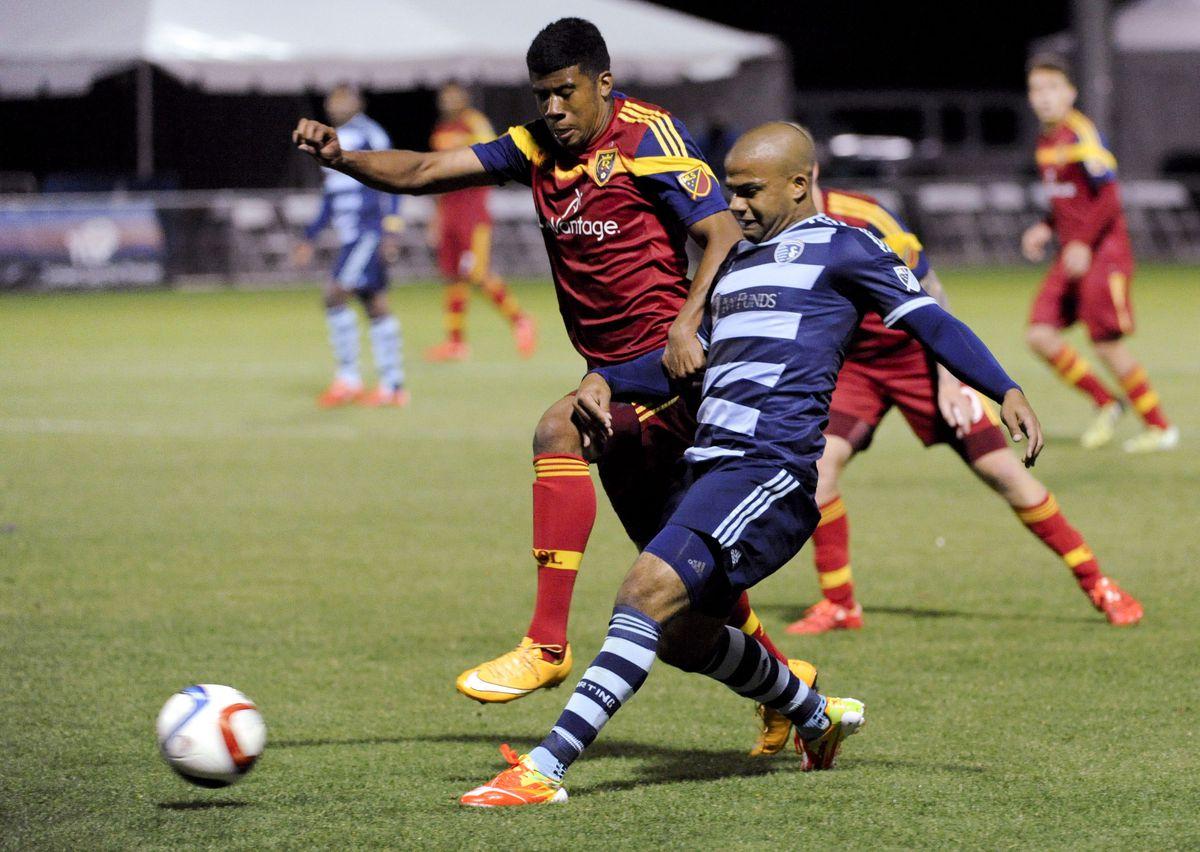 MLS: Preseason-Real Salt Lake vs Sporting Kansas City