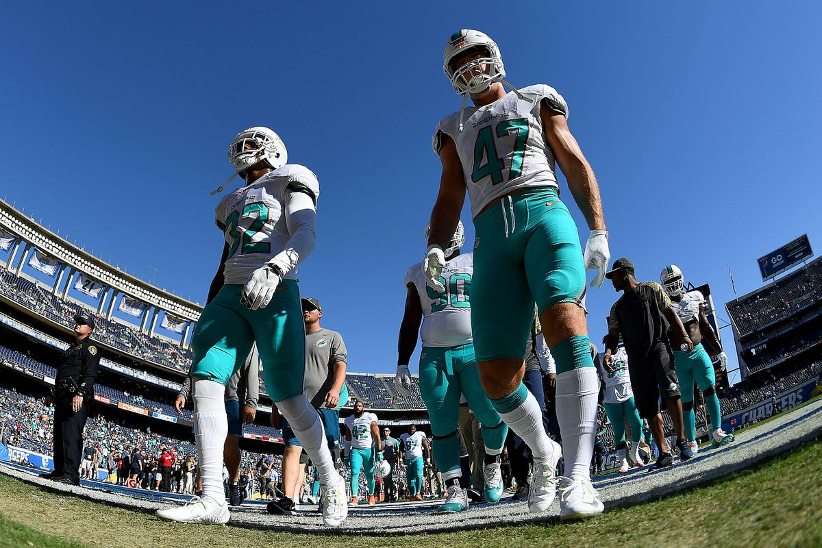 Miami Dolphins v San Diego Chargers