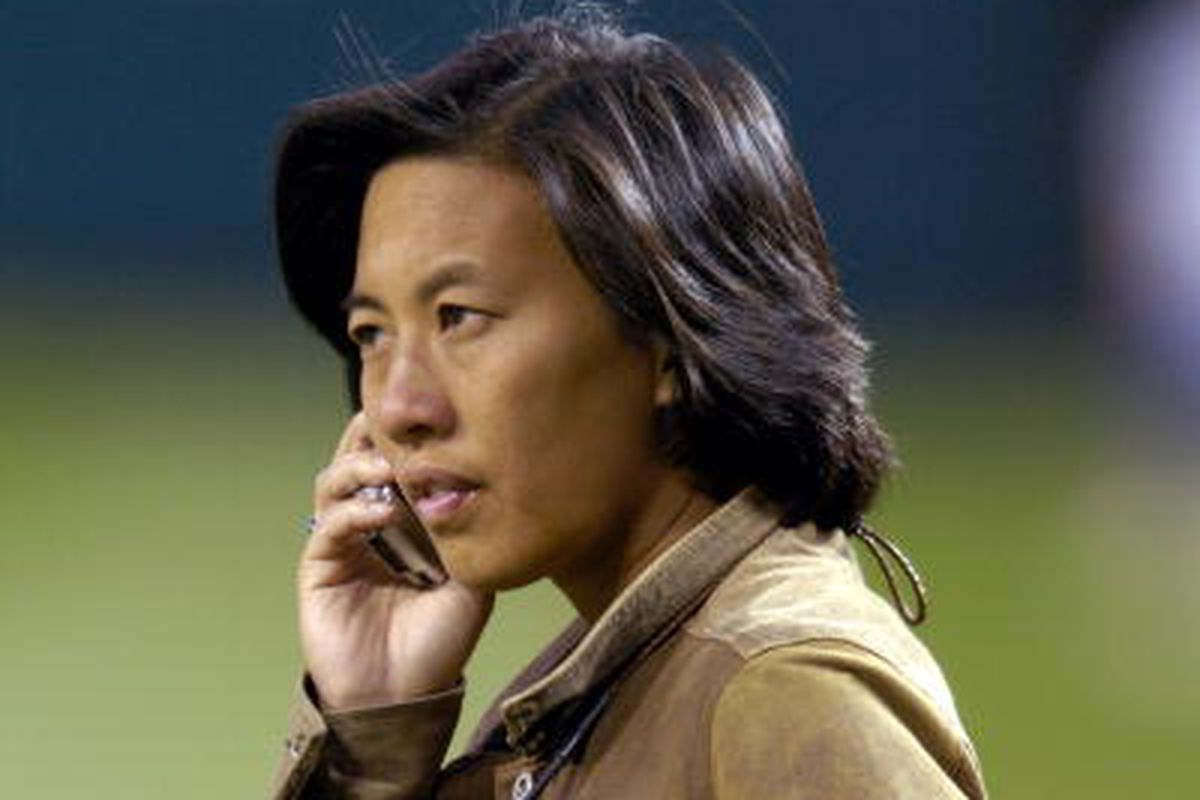 Kim Ng to interview for Padres vacant GM job - SBNation.com