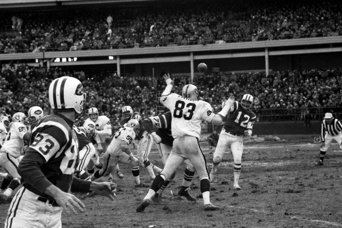 Jets vs Raiders