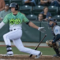 Hunter Renfroe didn't get much of a summer break, as the MSU OF was selected 13th overall in the 2013 MLB Draft