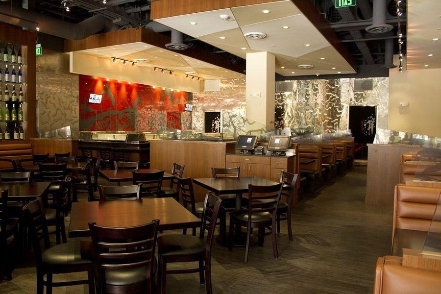 Kabuki Japanese Restaurant Dallas Menu