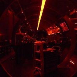 The paint cart inside Gordon Ramsay Steak.
