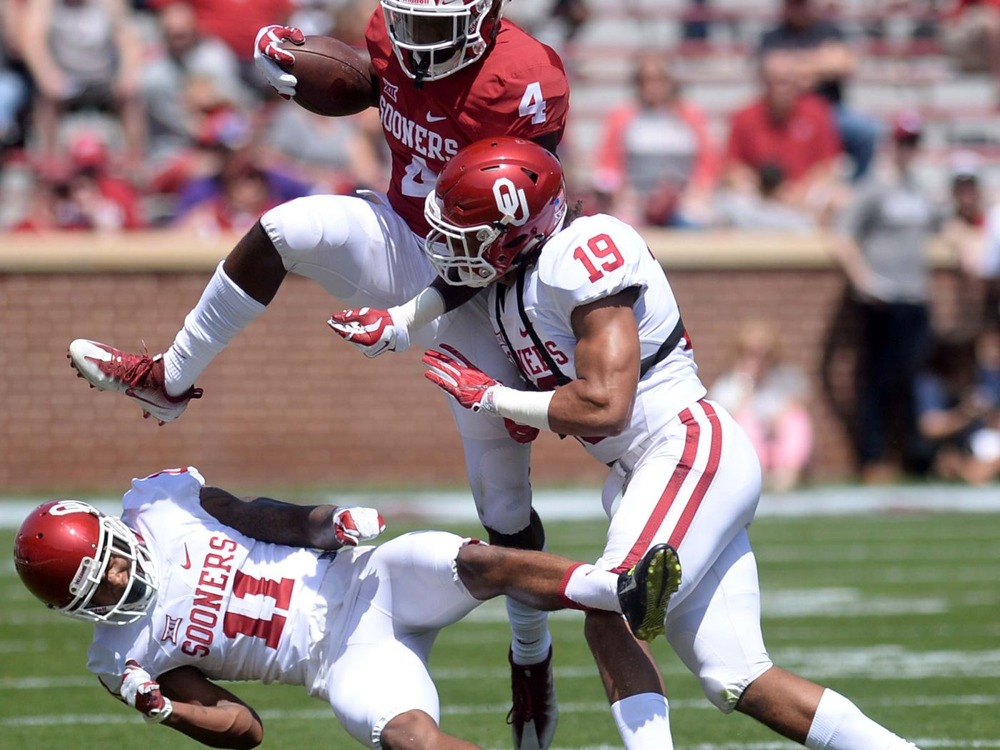 b01f20c2e009 Oklahoma Football Spring Game 2018  How to Watch (Channel