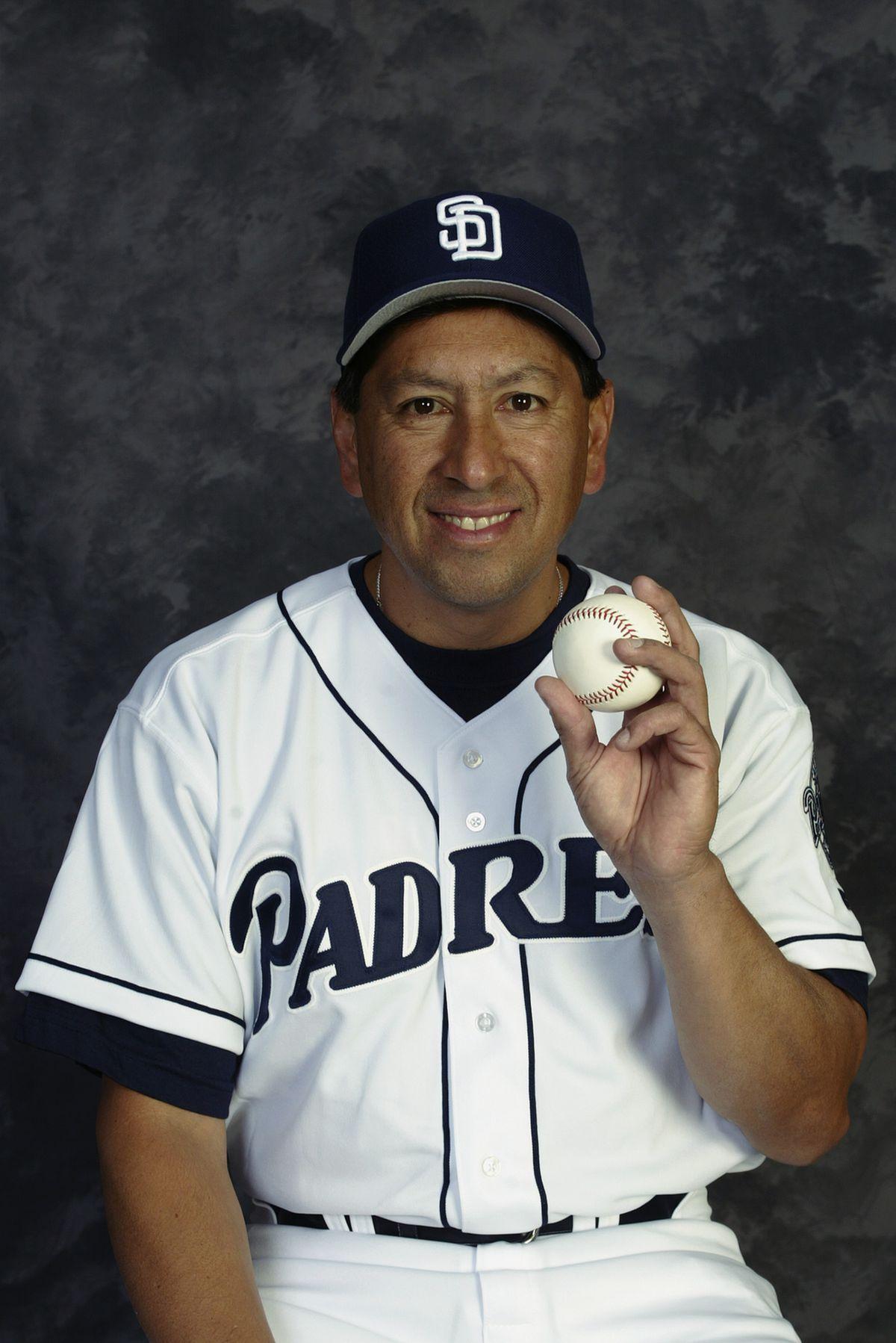 Pitcher Jesse Orosco portrait