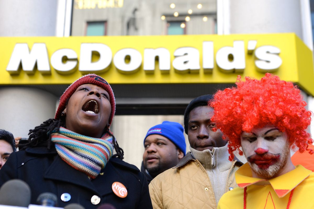 Fast food worker protests have brought the minimum wage debate to the fore of the national conversation.
