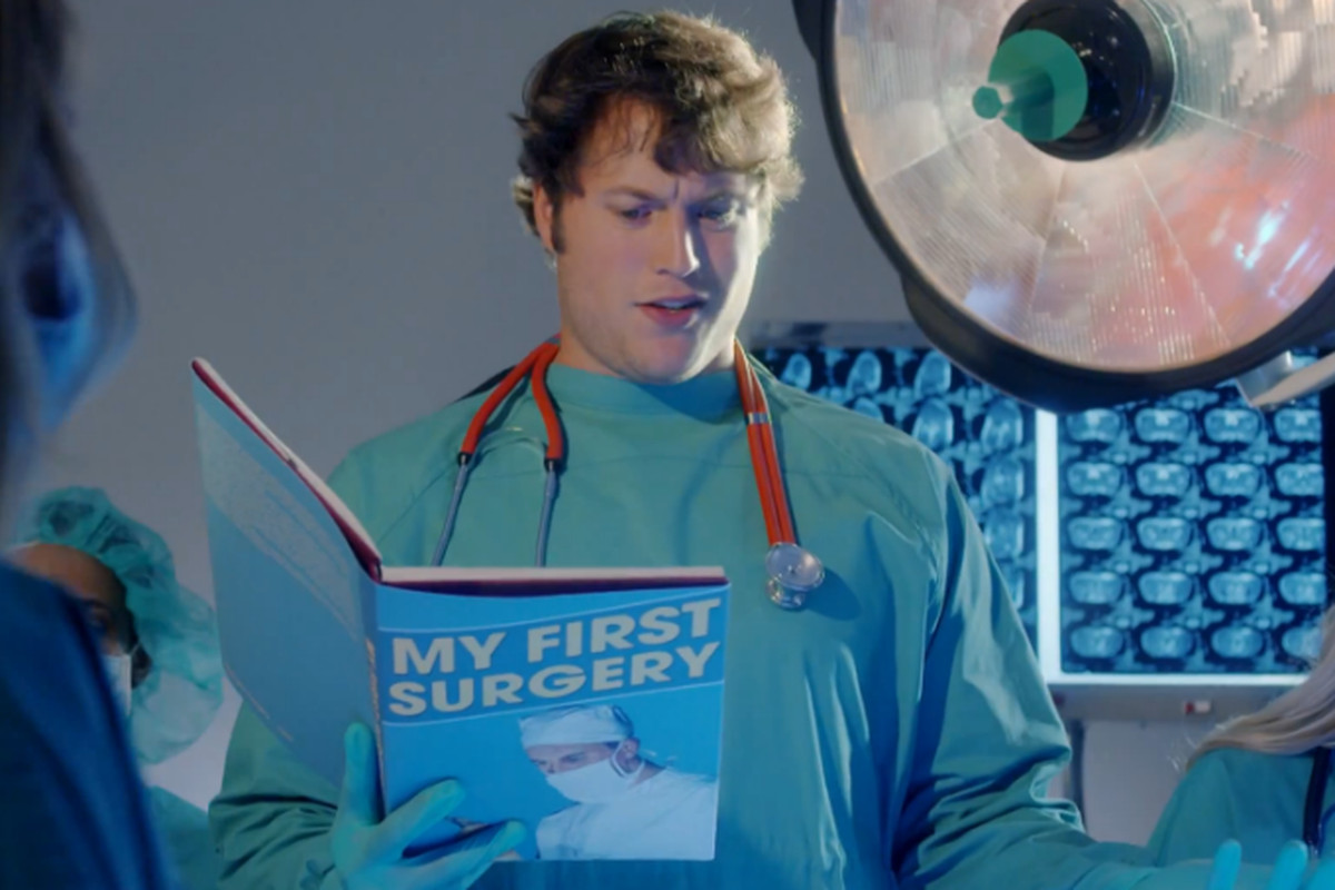 Matthew Stafford Stars In Two New Commercials Pride Of Detroit