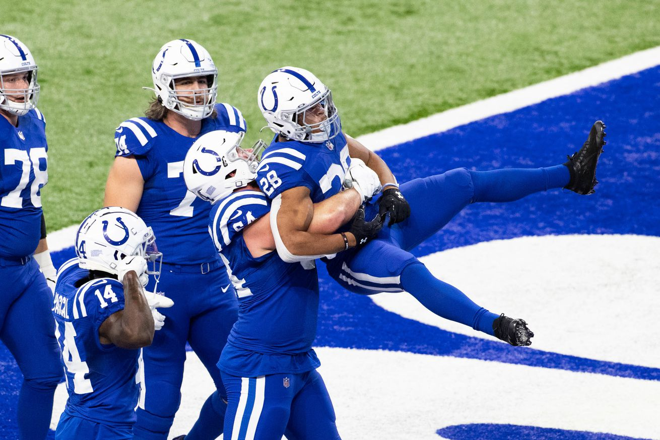 NFL: Houston Texans at Indianapolis Colts