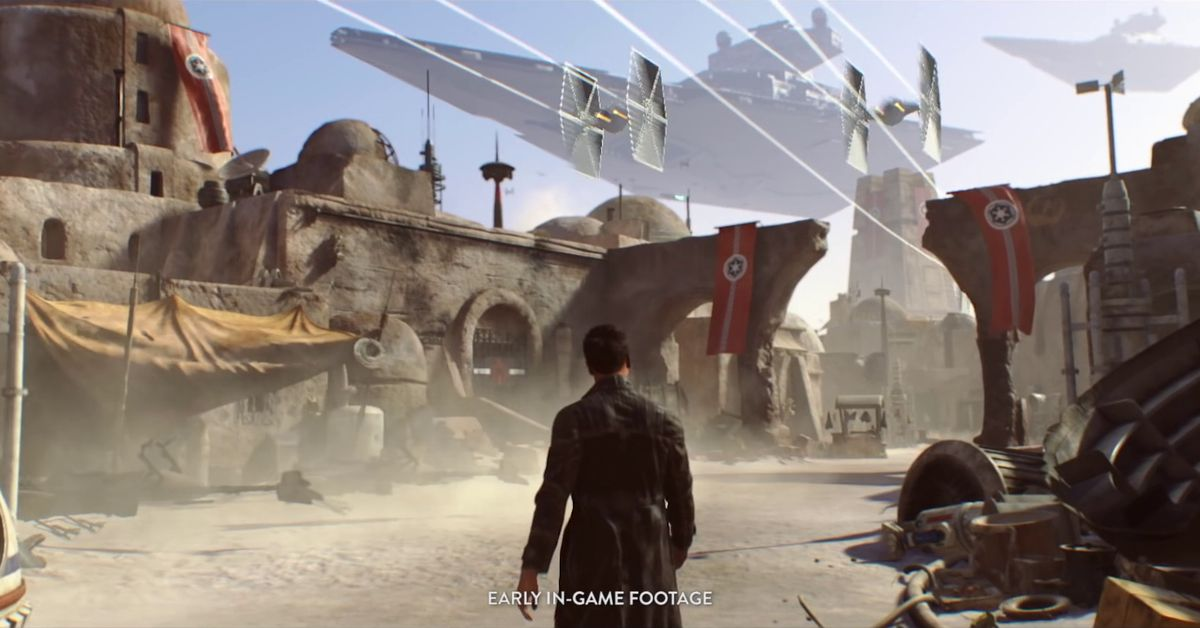 EA's Star Wars 'pivot' is a vote of no confidence in single-player games