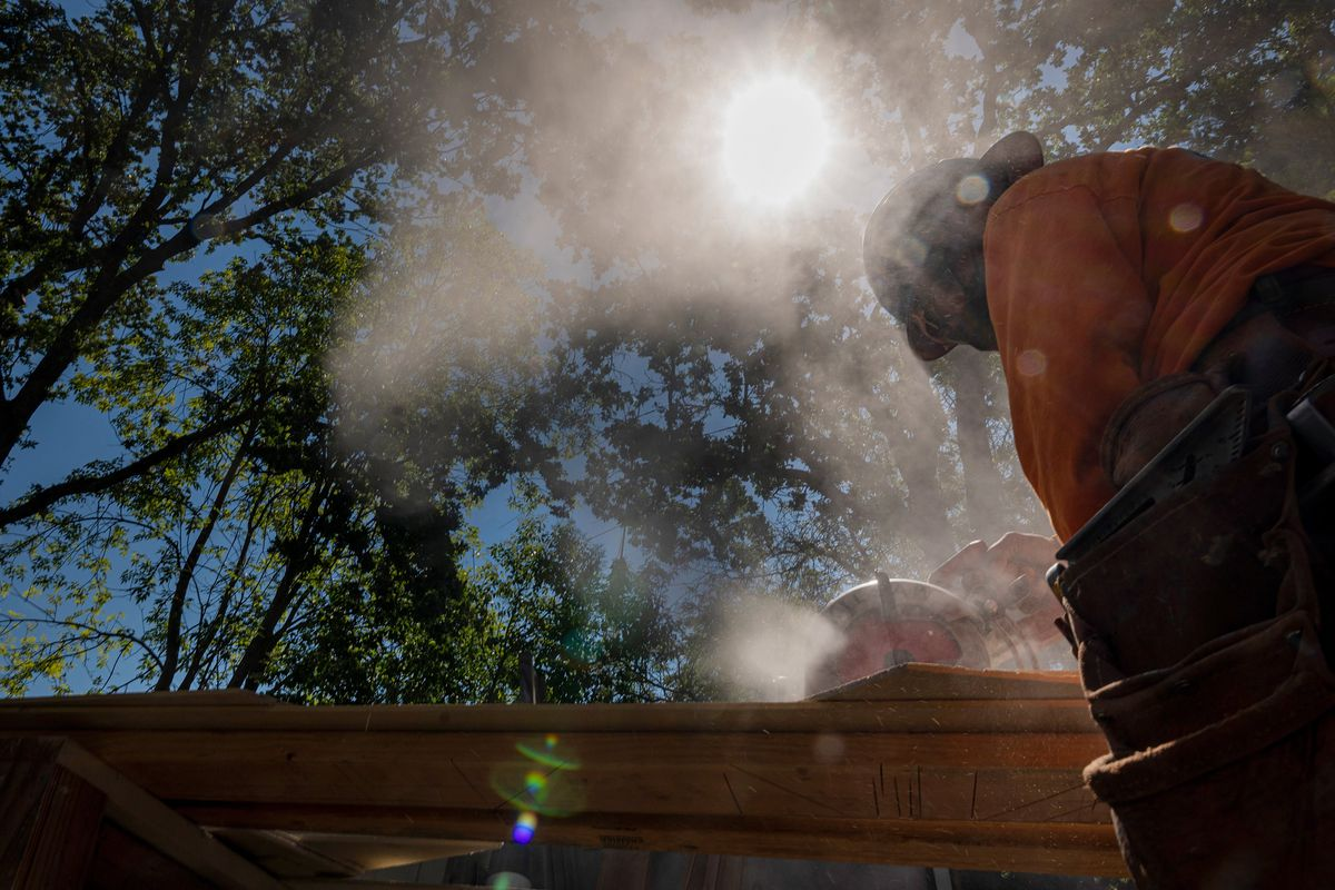California's Summer Of Heat, Power And Fire Woes Arrives Early