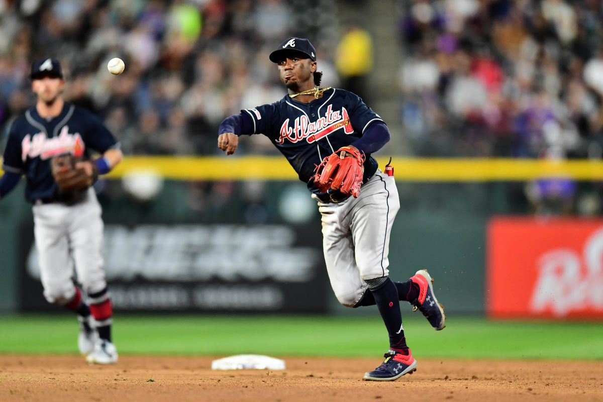 Braves sign Ozzie Albies to seven year, $35 million extension - MLB Daily  Dish