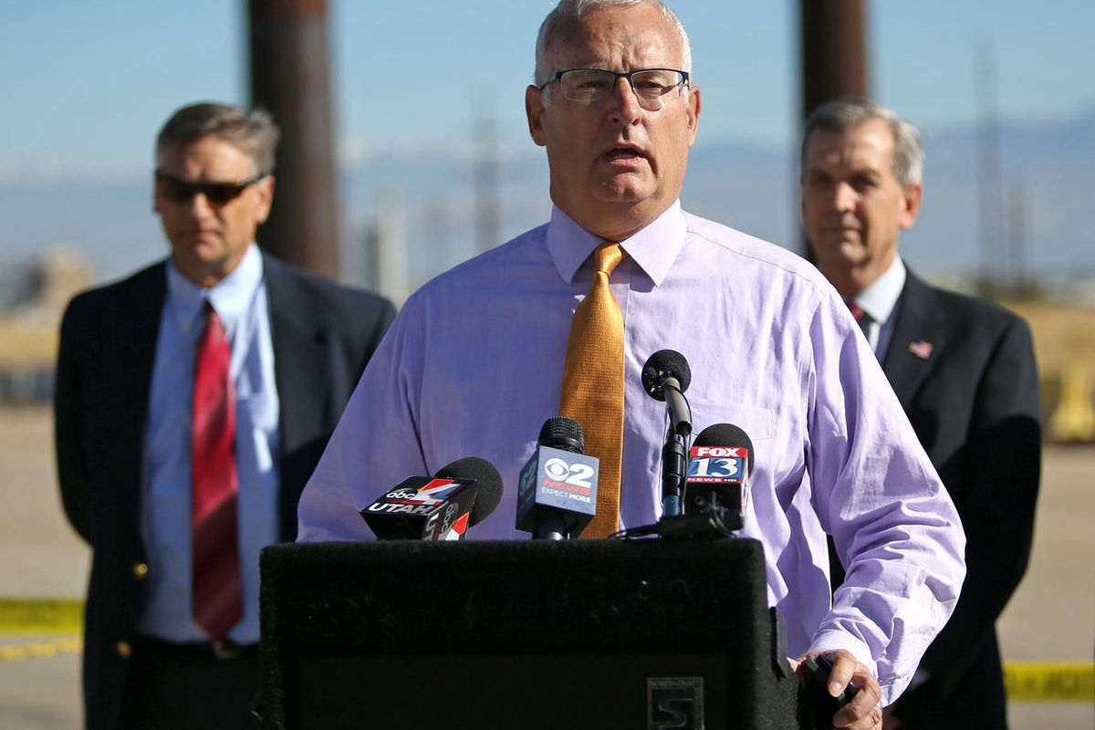 FILE: Salt Lake County Councilman Richard Snelgrove's inbox is overflowing with thousands of emails from around the country, urging him not to vote for President-elect Donald Trump as one of the state's six presidential electors. In the file photo above,