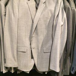Sport coat, size 40, $209 (was $595)