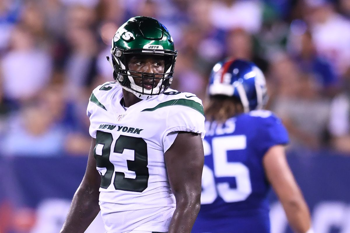 Jets mailbag: How likely is an edge rusher likely to be a pleasant surprise?