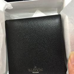 Small Valentino wallet, $158