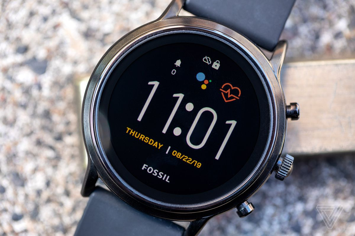 Smartwatch Reviews - The Verge