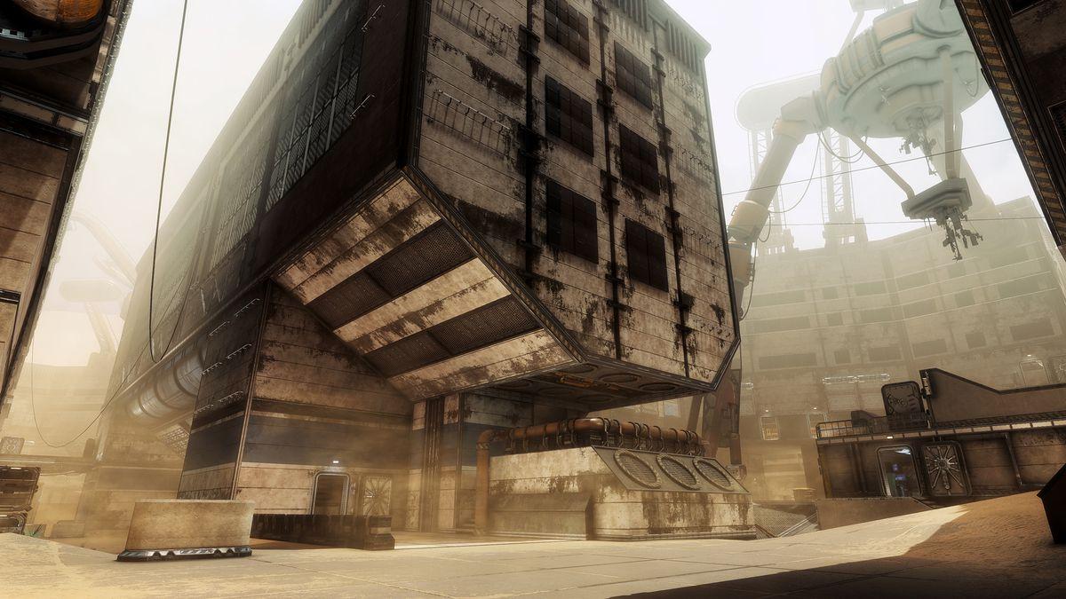 Titanfall 2 - Rise map