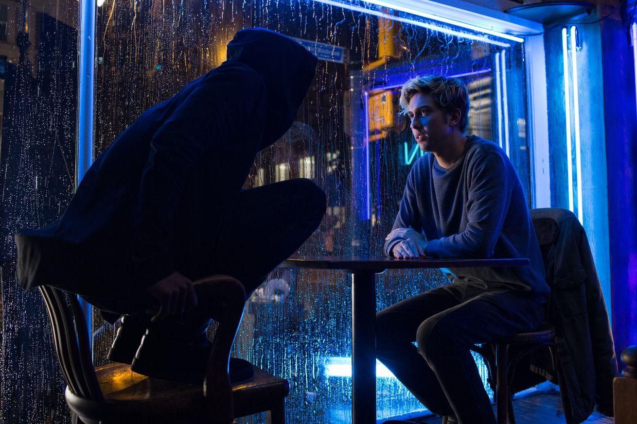 Netflix releases creepy Death Note clip showing Willem Dafoe's Ryuk