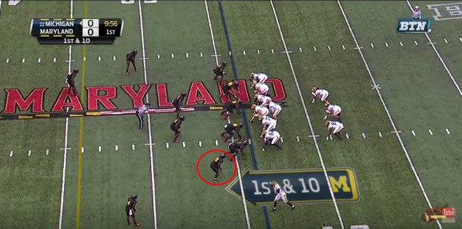 FF - Maryland - 4-3 Under with S in Box
