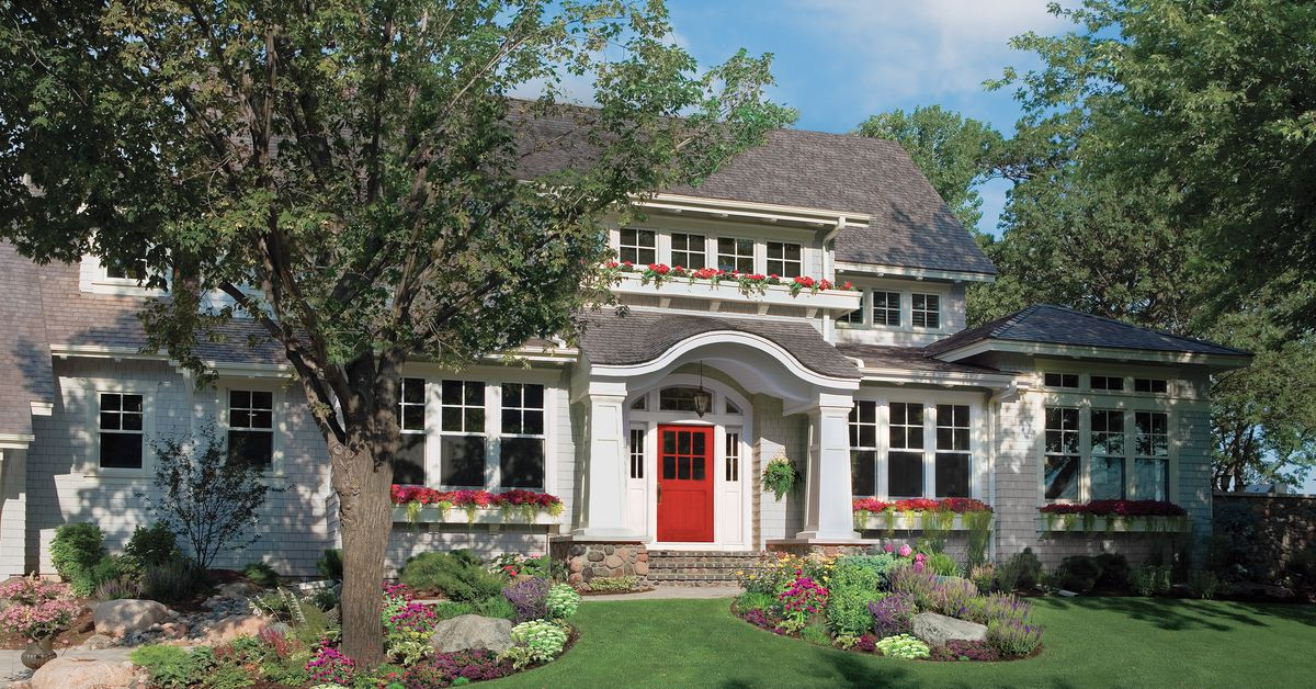 Secrets To Great Curb Appeal This Old House