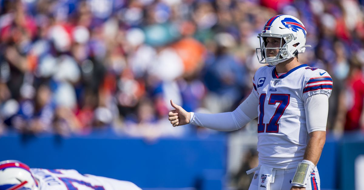Bills-Ravens first half open thread