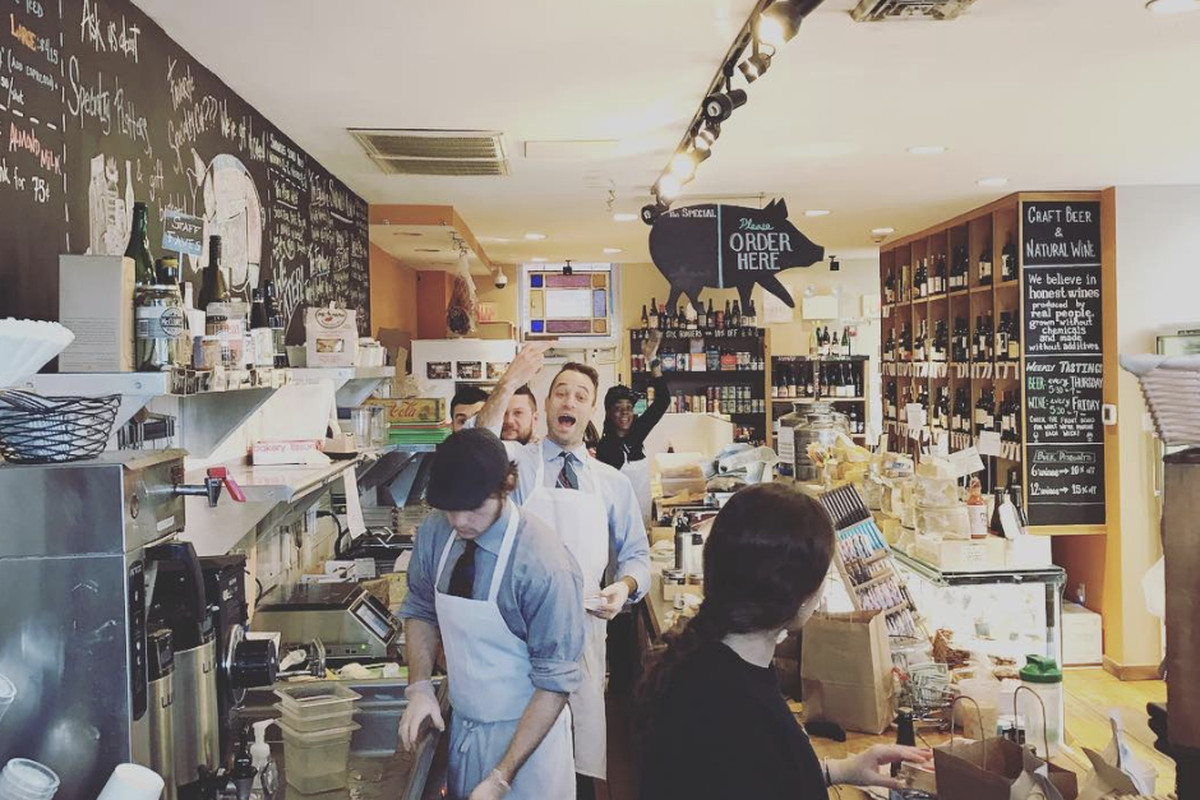 American Provisions in South Boston