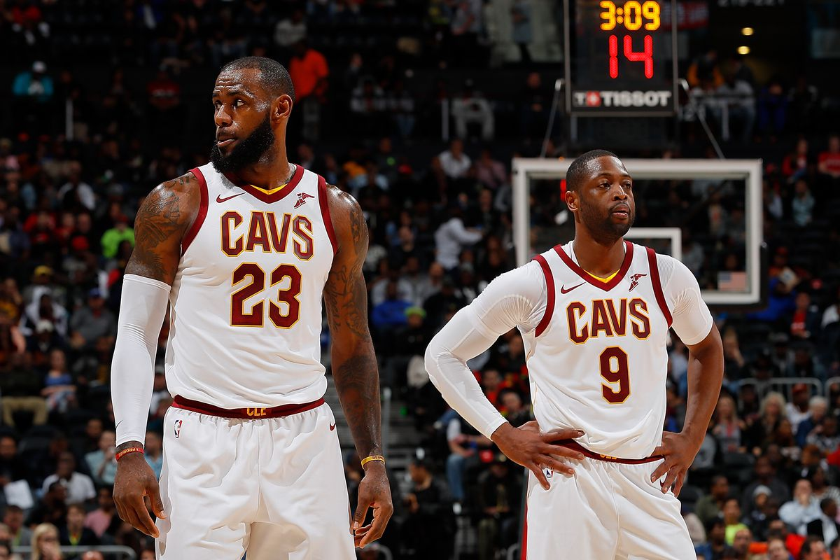 a771a08d4dc LeBron James, and 9 other reasons why the Cavaliers keep winning ...