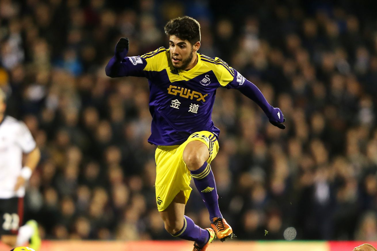 How Alejandro Pozuelo went from Coutinho to outcast at Swansea