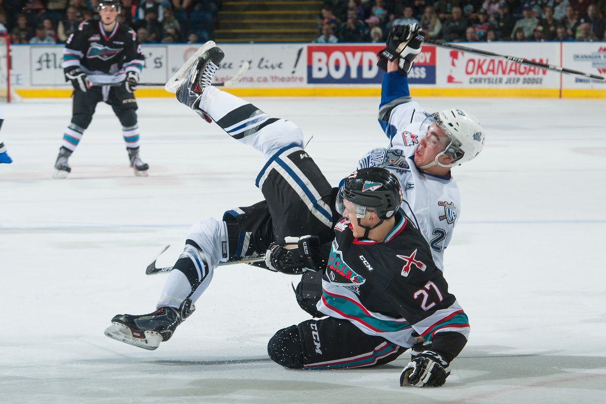 Kelowna has been the big dogs of the Western Conference, but are the Royals ready to dethrone the defending WHL champs?