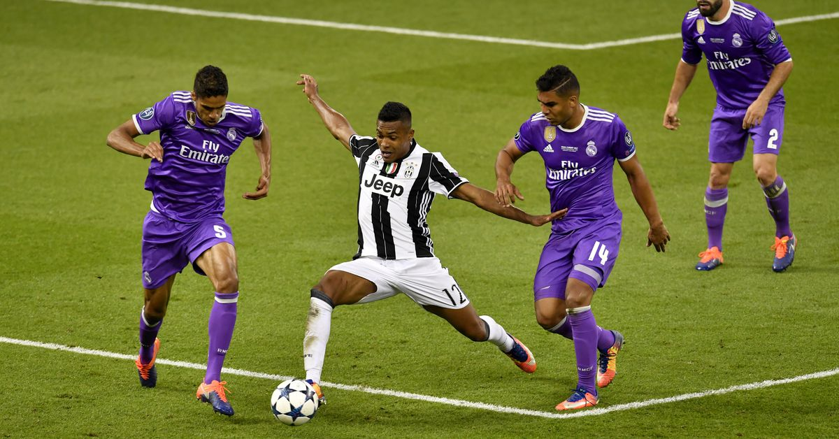 Juventus Vs Real Madrid Live Stream