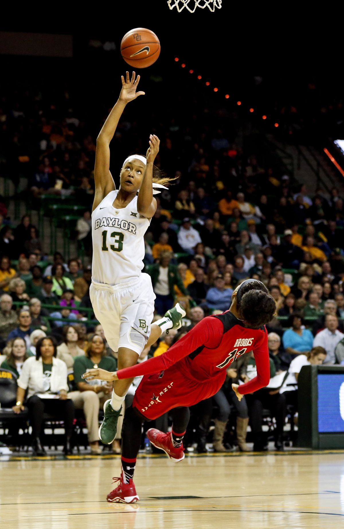 NCAA Womens Basketball: Texas Tech at Baylor