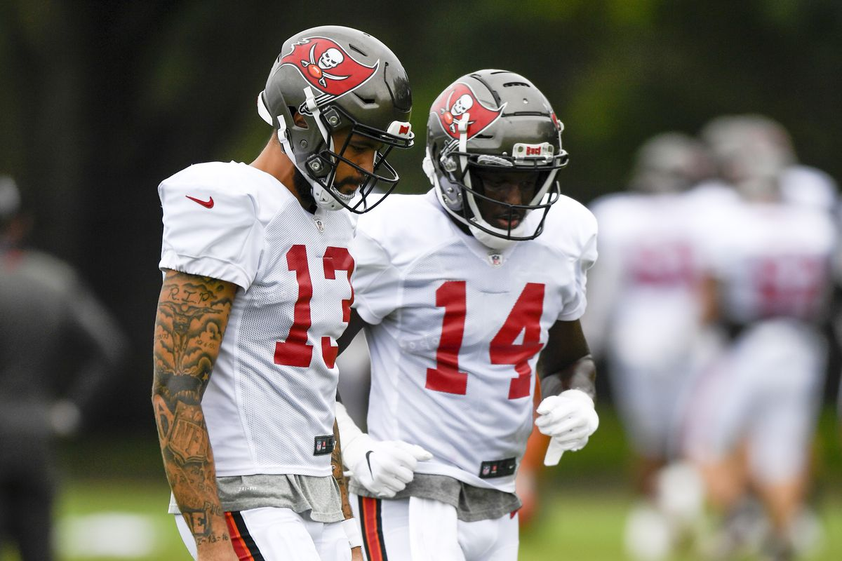 Fantasy Football Start Sit Advice Week 3 What To Do With Mike Evans Chris Godwin Scott Miller Vs Broncos Draftkings Nation