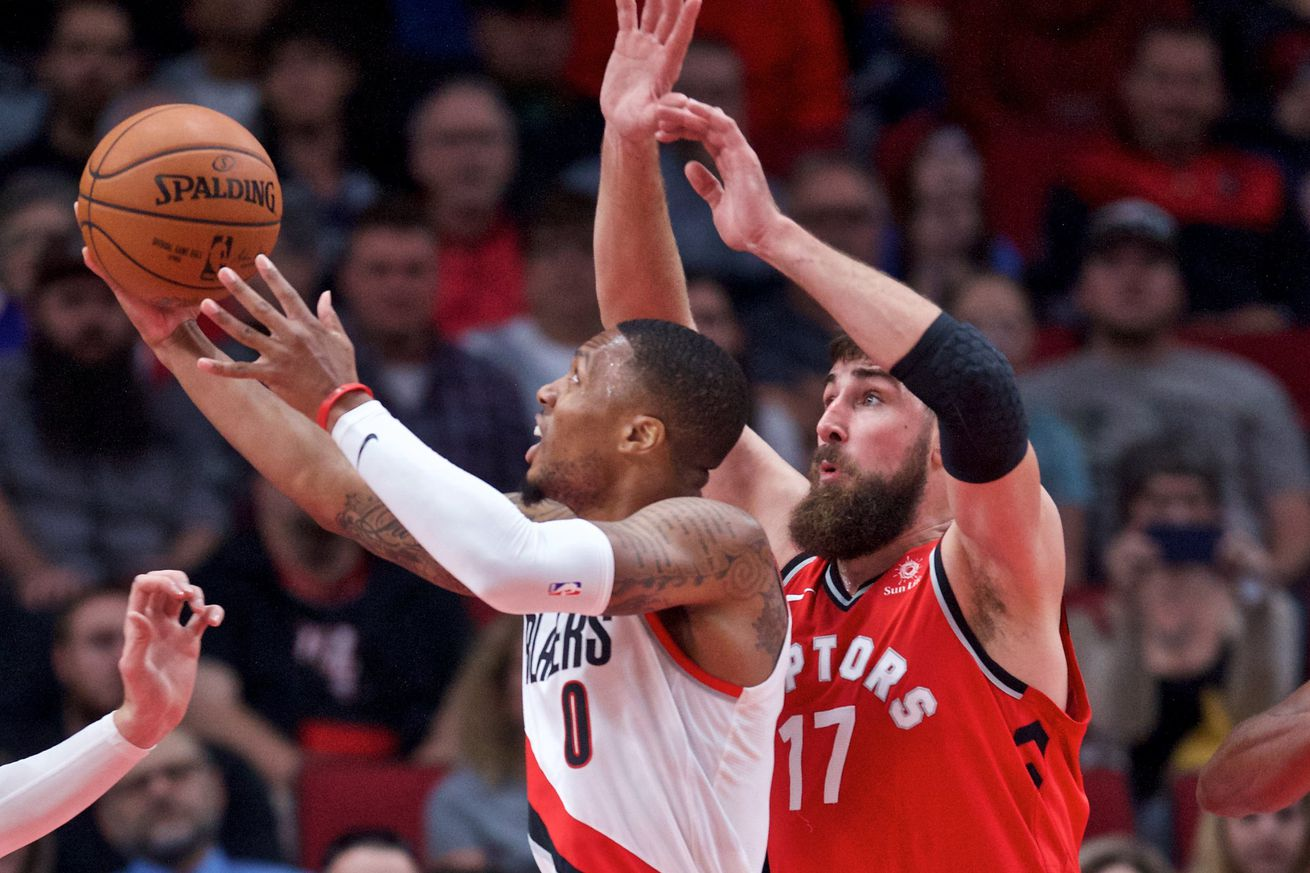 Portland Trail Blazers vs. Toronto Raptors Preview