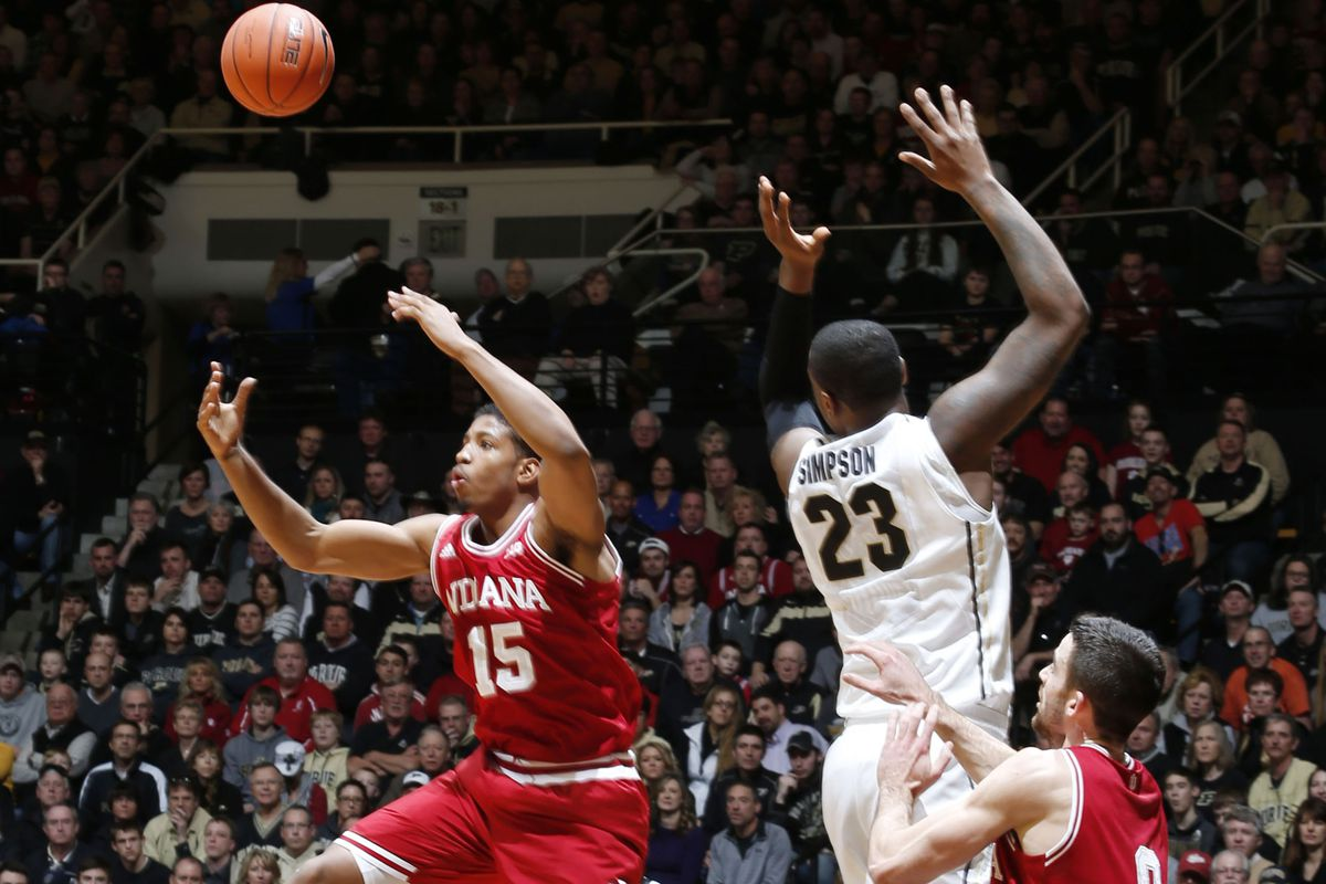 The future of both Purdue and Indiana are up in the air right now.