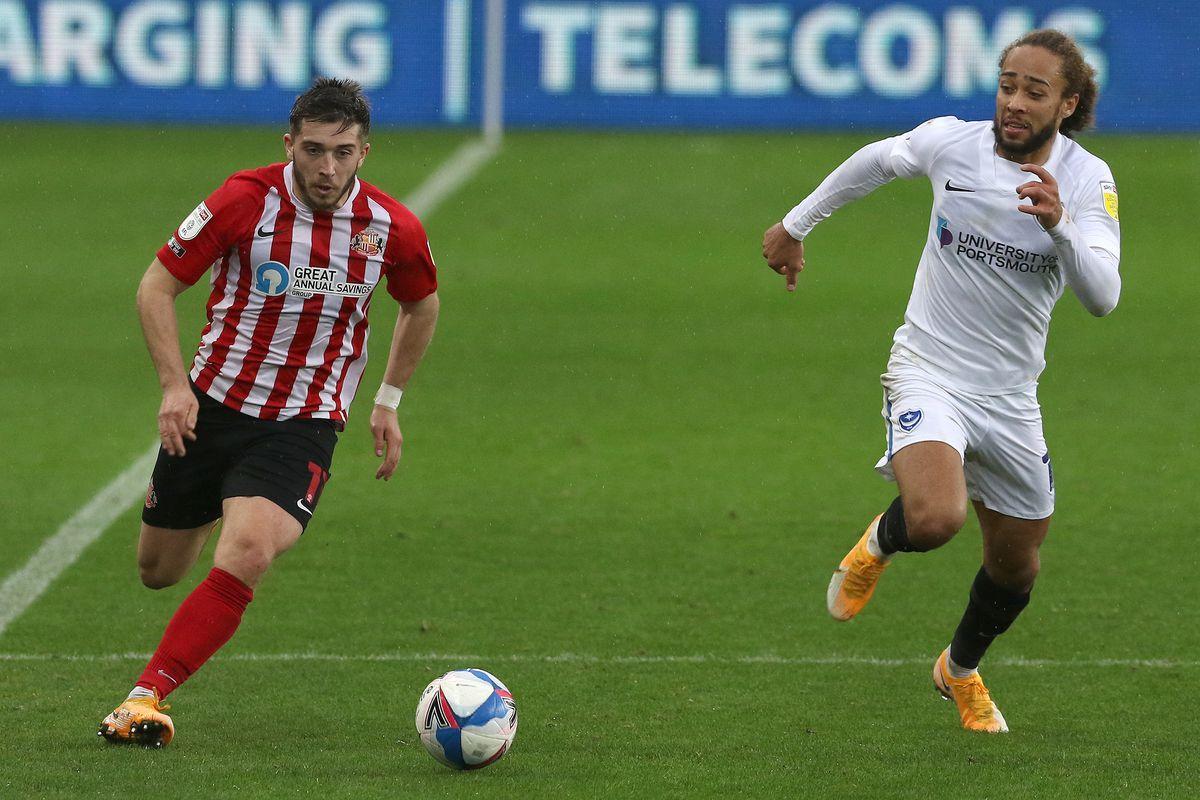 Sunderland v Portsmouth - Sky Bet League 1