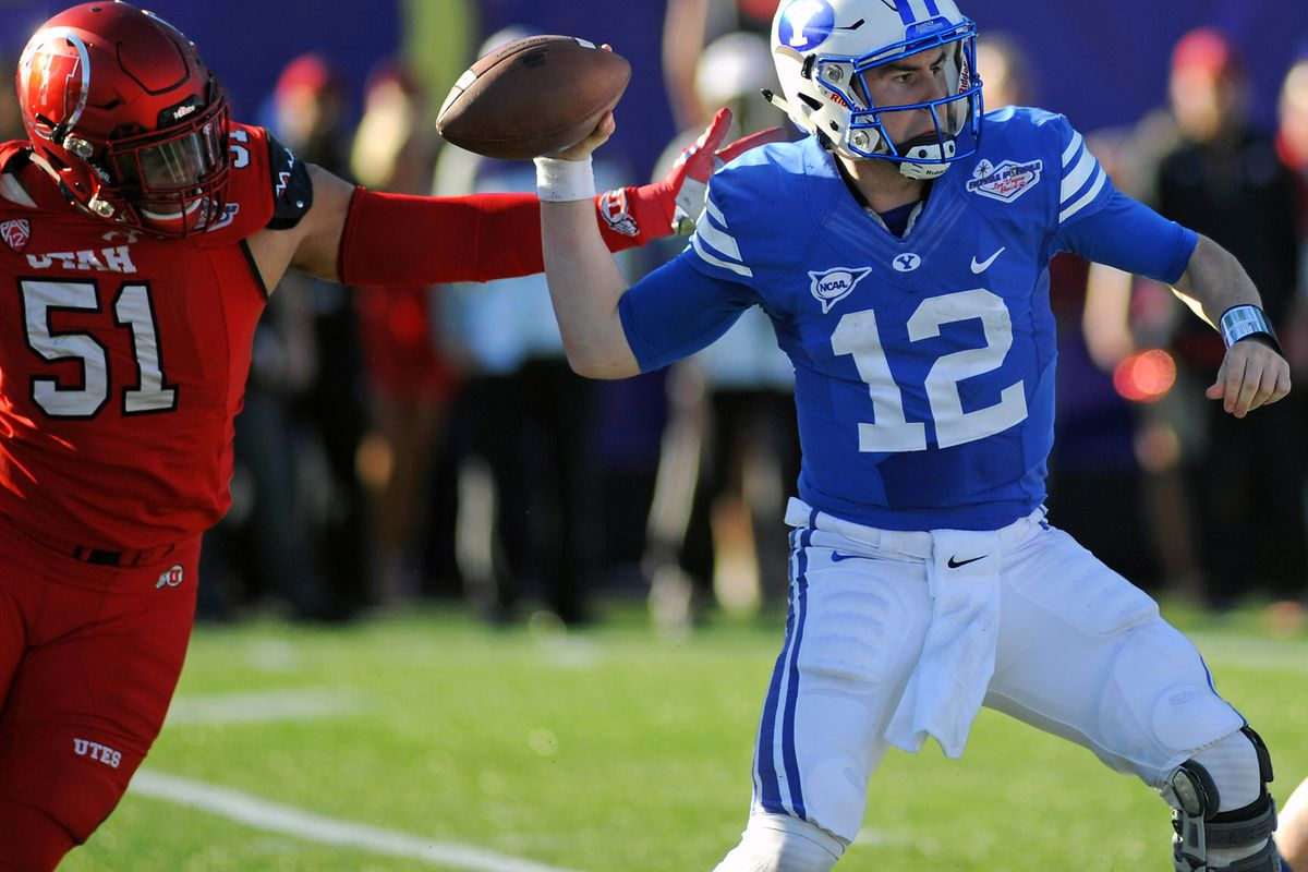 Cougs On Cougs Byu Football Season Predictions Vanquish The Foe