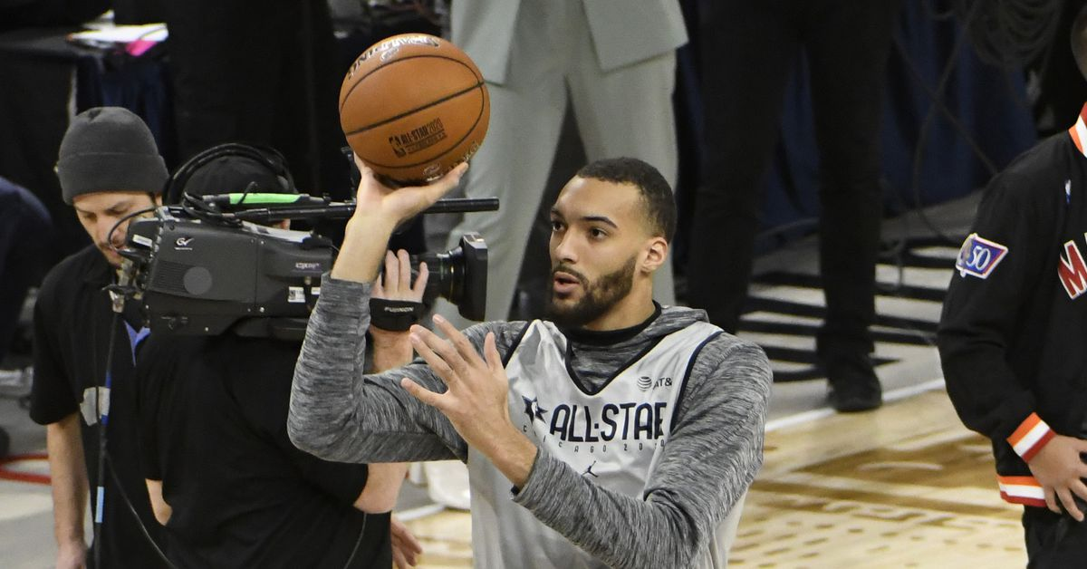Will Rudy Gobert shoot a 3 in the All-Star Game? What to expect
