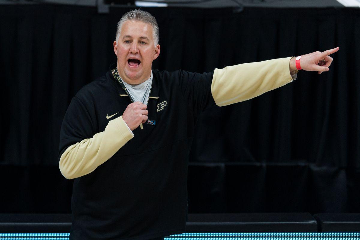 COLLEGE BASKETBALL: MAR 12 Big Ten Tournament - Ohio State v Purdue