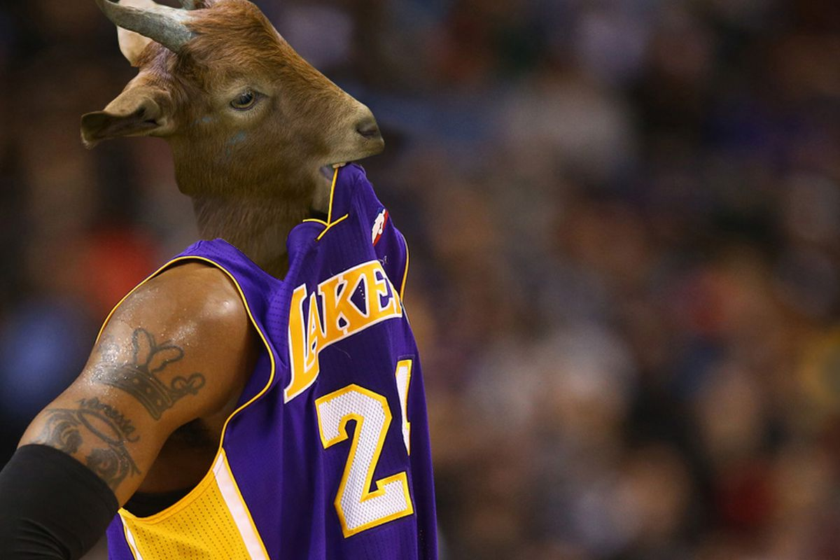 06f8a3308698 This story about Kobe Bryant s daughter learning what  GOAT  means is  adorable