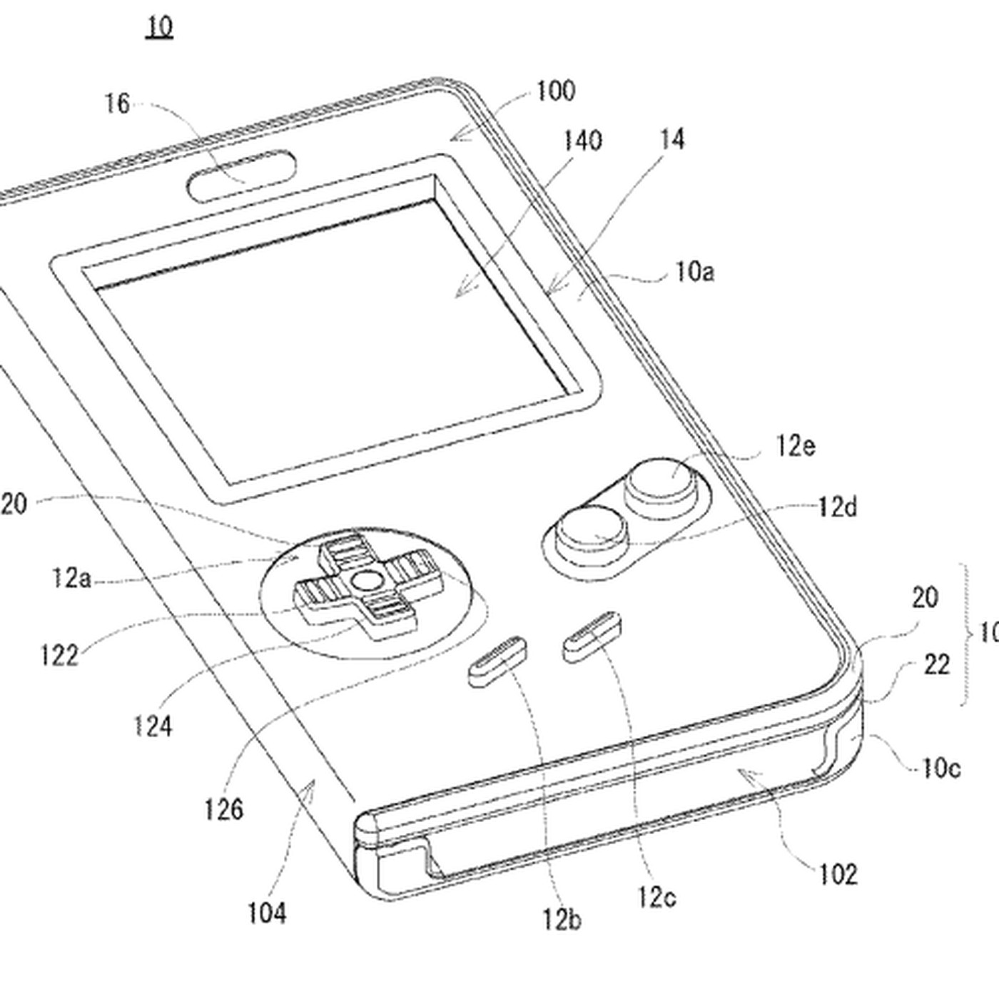 Nintendo Patented A Nostalgia Inducing Playable Game Boy