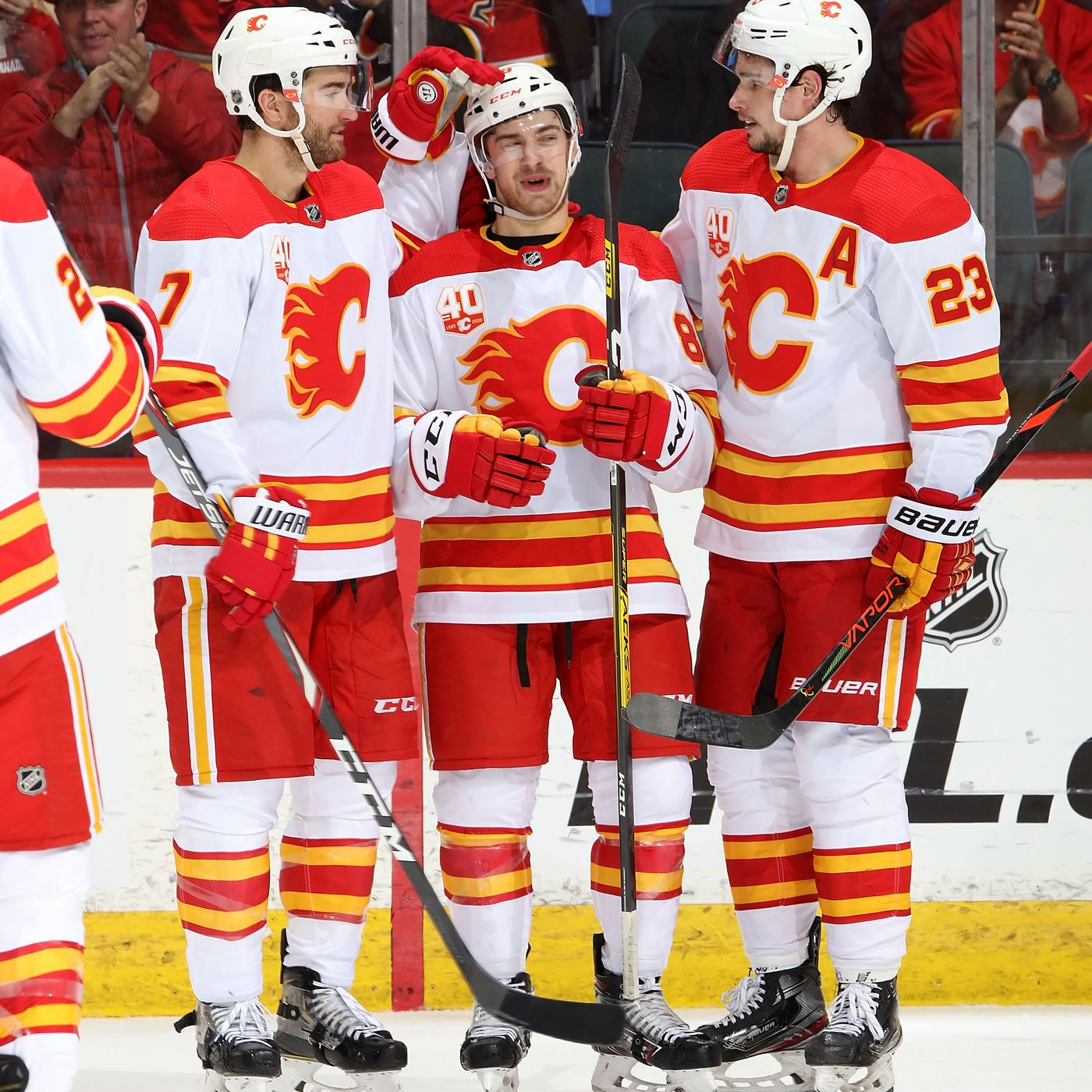 Changes Are Coming To The Calgary Flames Matchsticks And Gasoline