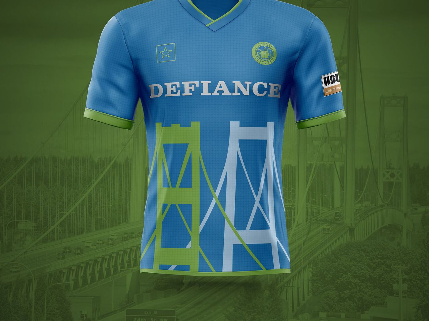 """Tacoma Defiance get the """"Culture Collection"""" treatment - Sounder At ..."""