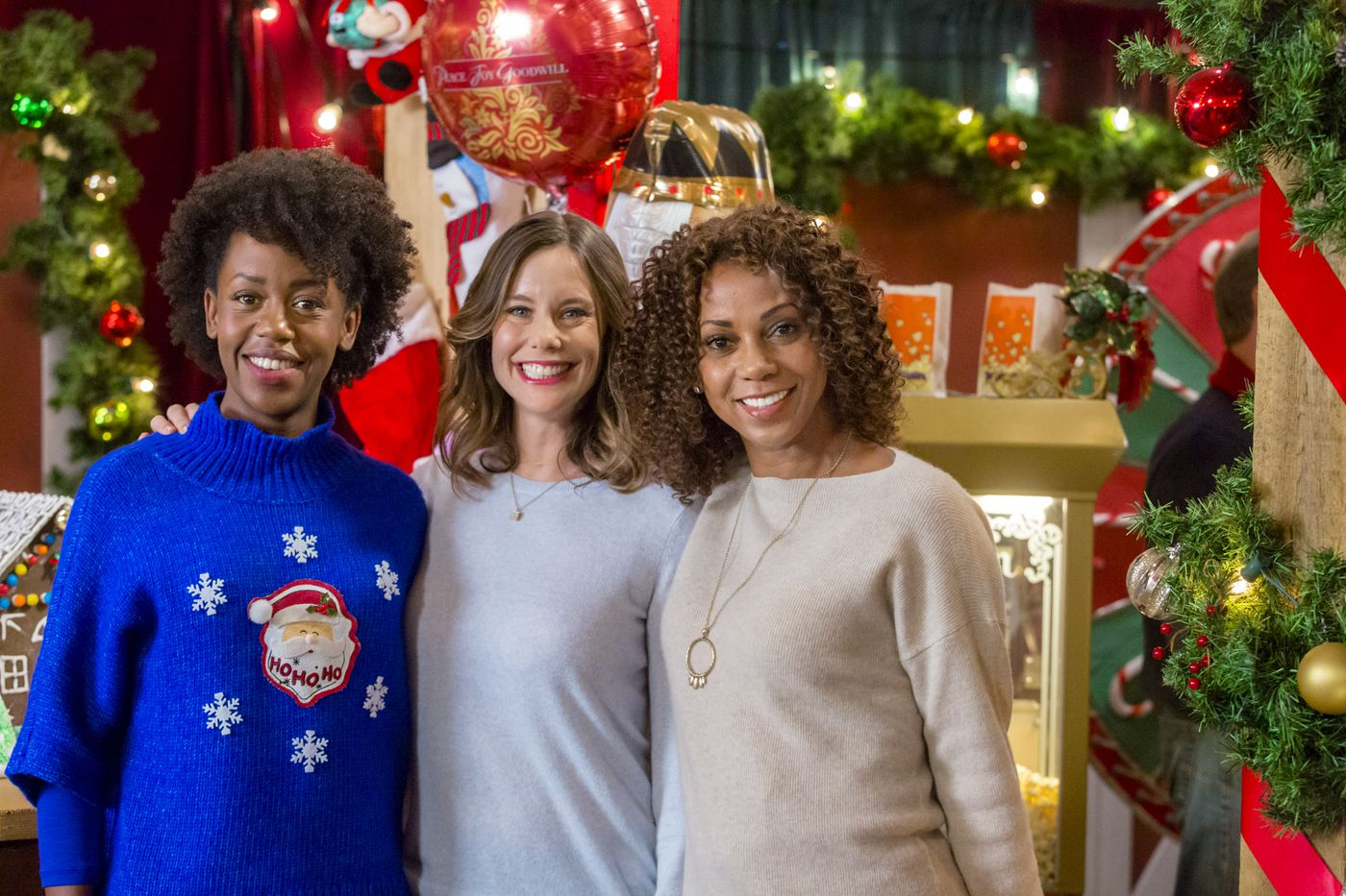 Falling For Christmas Cast.Hallmark Christmas Movies Explained Vox