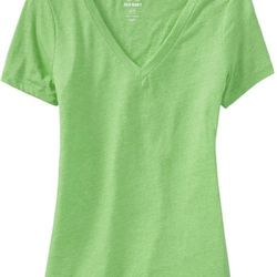 Women's Tri-Blend V-Neck Tees. $6.00 (down from $9.50)