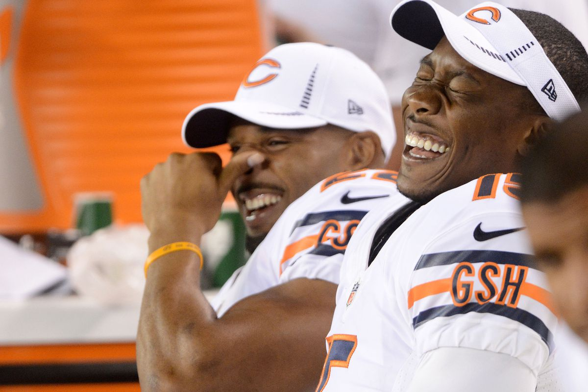 Will the Bears be celebrating a division title in 2012, or will the season end with a cruel joke?