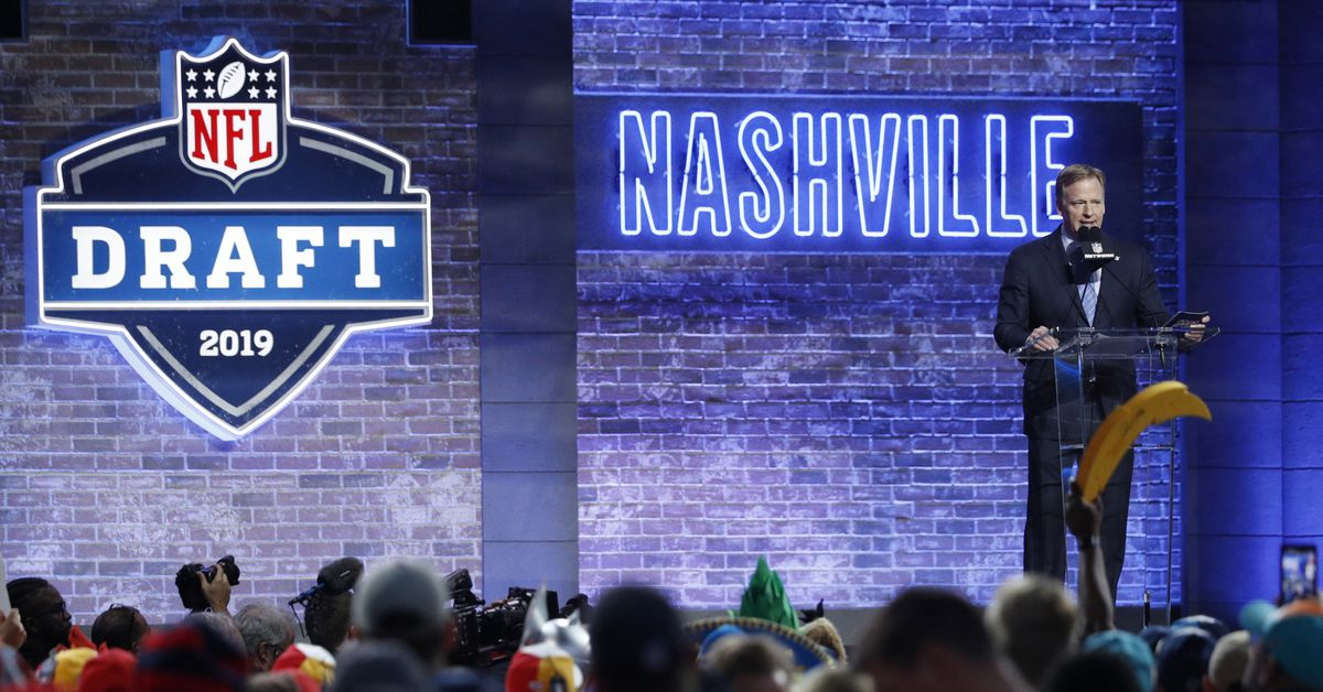 The 2020 NFL Draft Will Take Place Online