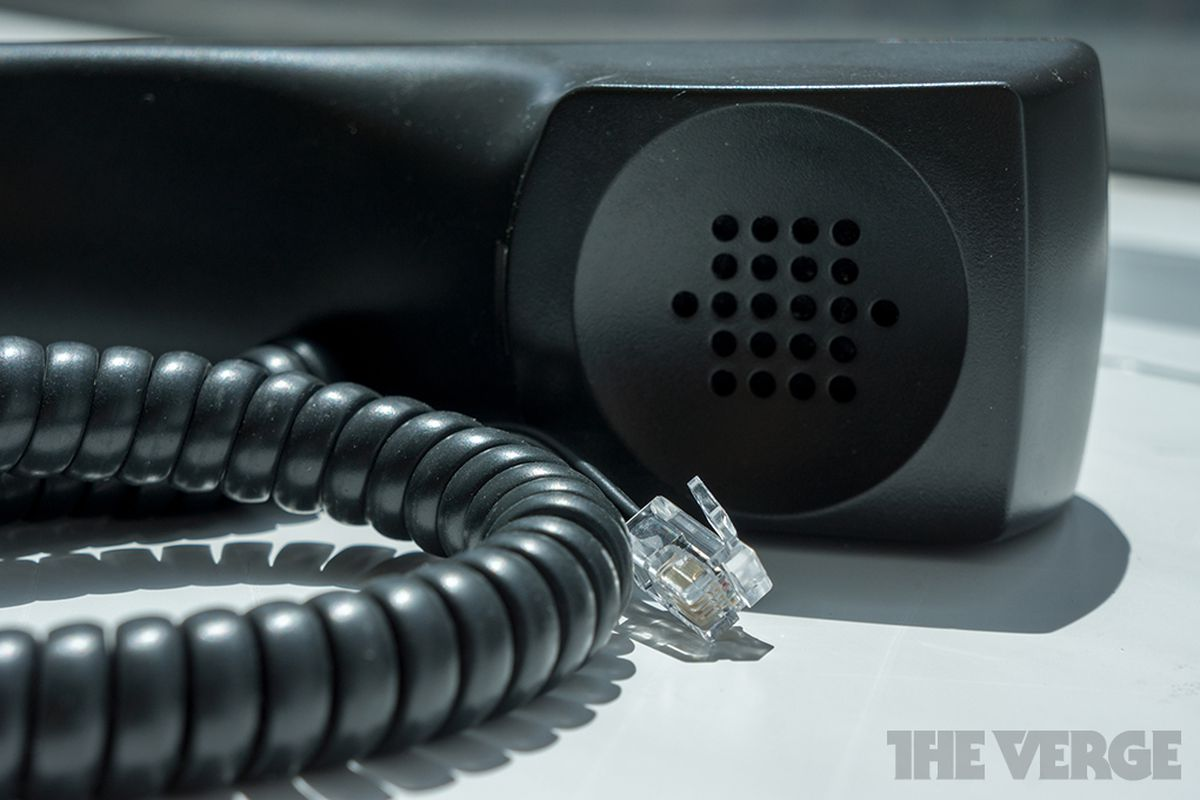 How to battle spam on your landline phone - The Verge