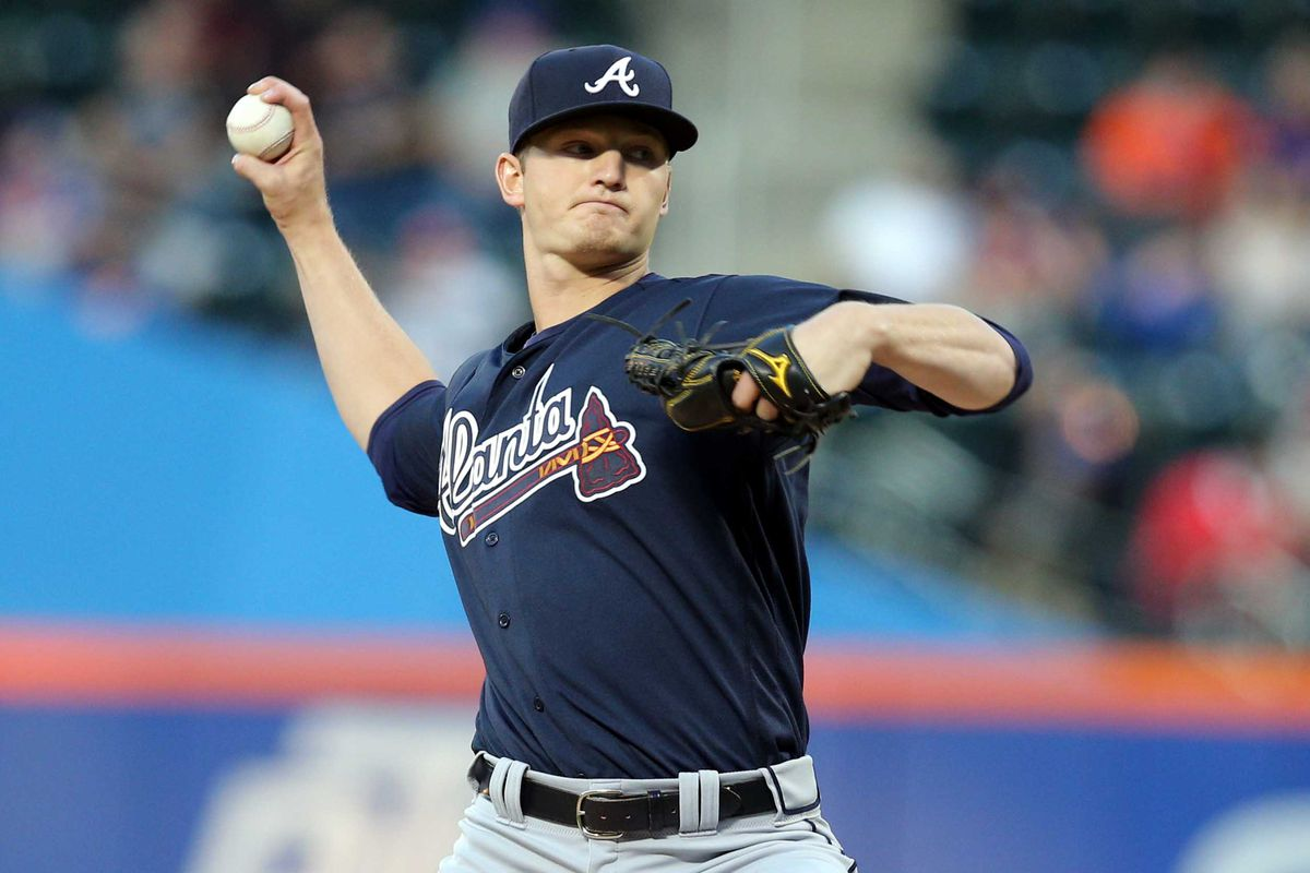 The Braves win 3-2 on the heels of a stellar Major League debut from  20-year-old righty Mike Soroka 142038c2d